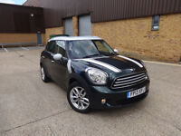 Mini Countryman Cooper D 5dr Auto Diesel 0% FINANCE AVAILABLE