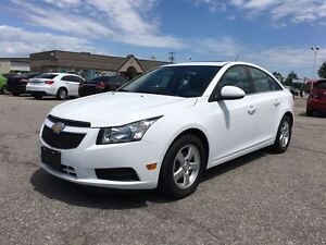 2014 Chevrolet Cruze 2LT/SUNROOF/HEATED SEATS/BACKUP CAM/LEATHER
