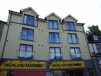 1 BEDROOM FLAT IN OBAN TOWN CENTRE