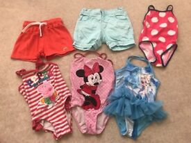 Bundle girls clothes 3-4