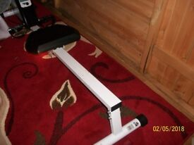 digital folding rowing machine - new cost £159