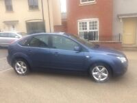 Ford Focus 1.6 5dr 2006 Service History Recent Service Part exchange welcome