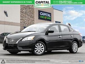 2015 Nissan Sentra *Cruise Control *XM Satellite Radio