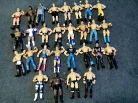 WWE Jakks 2003 wrestlers