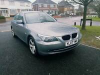 BMW 520D Immacualte inside Out Almost Full history Superb drive £5000