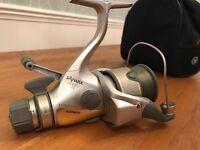 Shimano Sahara 4000 GTE Fishing Reel with Spare spool