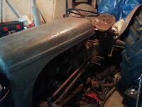 2 Massy Ferguson T20 trctors petrol, 1950, for restoring
