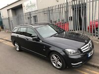 Mercedes cdi 220 sport estate amg 2011(10.450£)