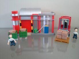 Postman Pat SDS Sorting Office