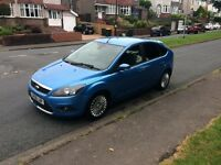 Diesel 6 speed Ford focus facelift model ideal family car ,px welcome