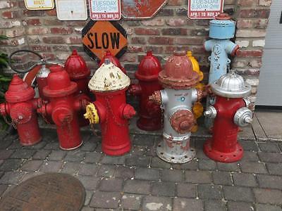 original amerikanischer Hydrant USA New York Amerika 50er Jahre
