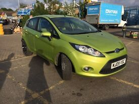 Ford Fiesta Zetec 1.4 Petrol ONLY 50k miles must go!!!