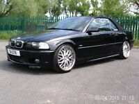BMW 330CI M SPORT CONVERTIBLE 2002
