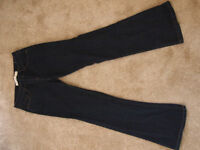 Brand new without tags Next women bootcut navy jeans size 14xl