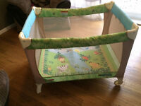 Travel Cot (Fisherprice)