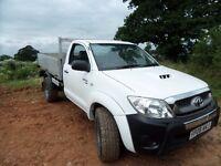 Toyota Hilux 2008 Tipper