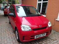 Daihatsu Charade 2004 cheap road tax 12 monts MOT
