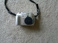 Olympus Camedia compact digital camera