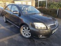 Toyota Avensis 2.0 D-4D TR 5dr/LONG MOT/DRIVES EXCELLENT