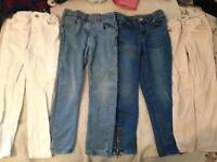 Girls jeans age 6