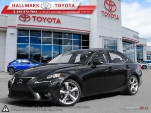2014 Lexus IS 350 AWD 6A PREMIUM PACKAGE AWD SHARP LOOKING AND C