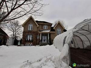 450 000$ - Maison 2 étages à vendre à Chateauguay