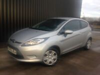 2009 (59) Ford Fiesta 1.25 Style 3dr 1 Previous Owner, 2Keys Cheap To Run & Insure,Finance Available