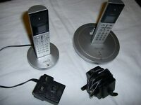HOME PHONES £5 THE PAIR.