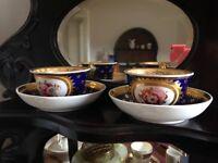 Matching Tea cup and saucer