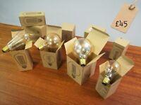 **Retro Antique Edison Light Bulbs**