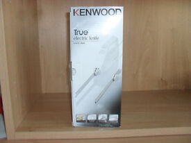 KENWOOD ELECTRIC KNIFE EXCELLENT CONDITION, ONE USE ONLY