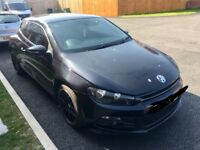VW Scirocco 09 TSI 250+ BHP Remapped Fast