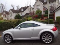 (06) AUDI TT TURBO EDITION 1.8T SP ED GENUINE 60K MILES, FULL HISTORY, 9 STAMPS, NAPPA LEATHER, BOSE