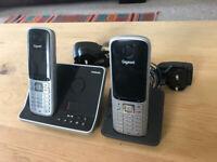 Siemens Gigaset S795 DECT home phone