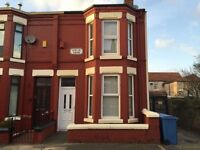 L13 Double rooms to rent in Airlie Grove Tuebrook