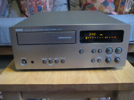 Cassette Deck Recorder Yamaha KX 10 immaculate! Three heads with auto tuning and play trim.