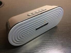 HMDX rave Bluetooth speaker