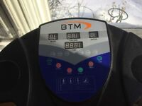 BTM vibration plate machine