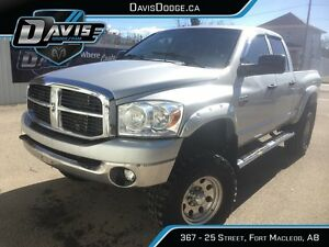 2007 Dodge Ram 3500 SLT/TRX4 Off Road/Sport