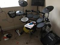 Roland TD-6V Drum Kit