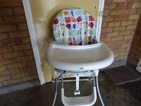 Mamas & Papas foldable high chair