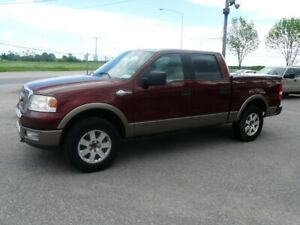 2005 Ford F-150 **KING RANCH,4X4**