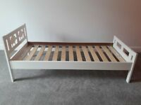Ikea Child Bed (Kritter) - with or without mattress - excellent condition