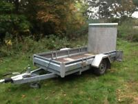 SINGLE WHEEL TRAILER