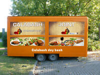 16ft x 7ft Catering trailer for sale £6500 ONO!!!