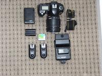 Nikon D70 Bundle