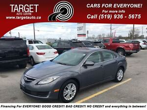 2009 Mazda MAZDA6 GS Drives Great Very Clean