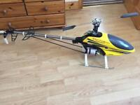 Rc helicopter raptor 50