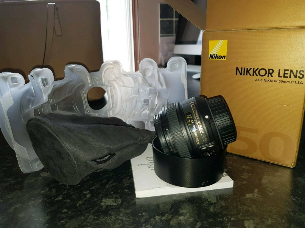 Nikon Af Nikkor 50mm Ads Buy Sell Used Find Great Prices F14d S F 18 Gin Chelmsford Essex