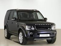 Land Rover Discovery SDV6 LANDMARK (black) 2016-09-02
